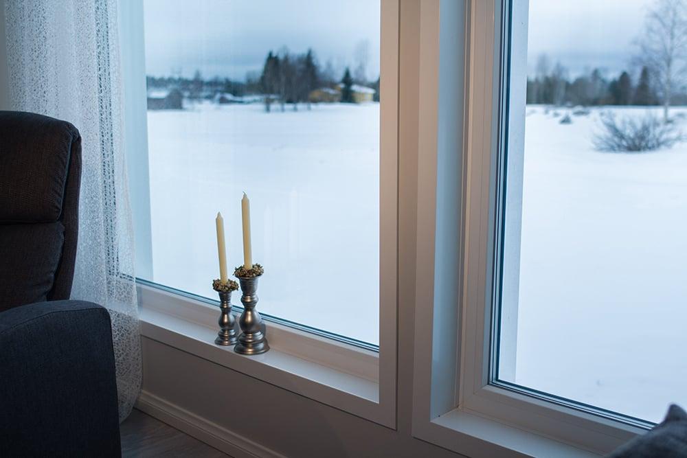 Kiinteä ikkuna