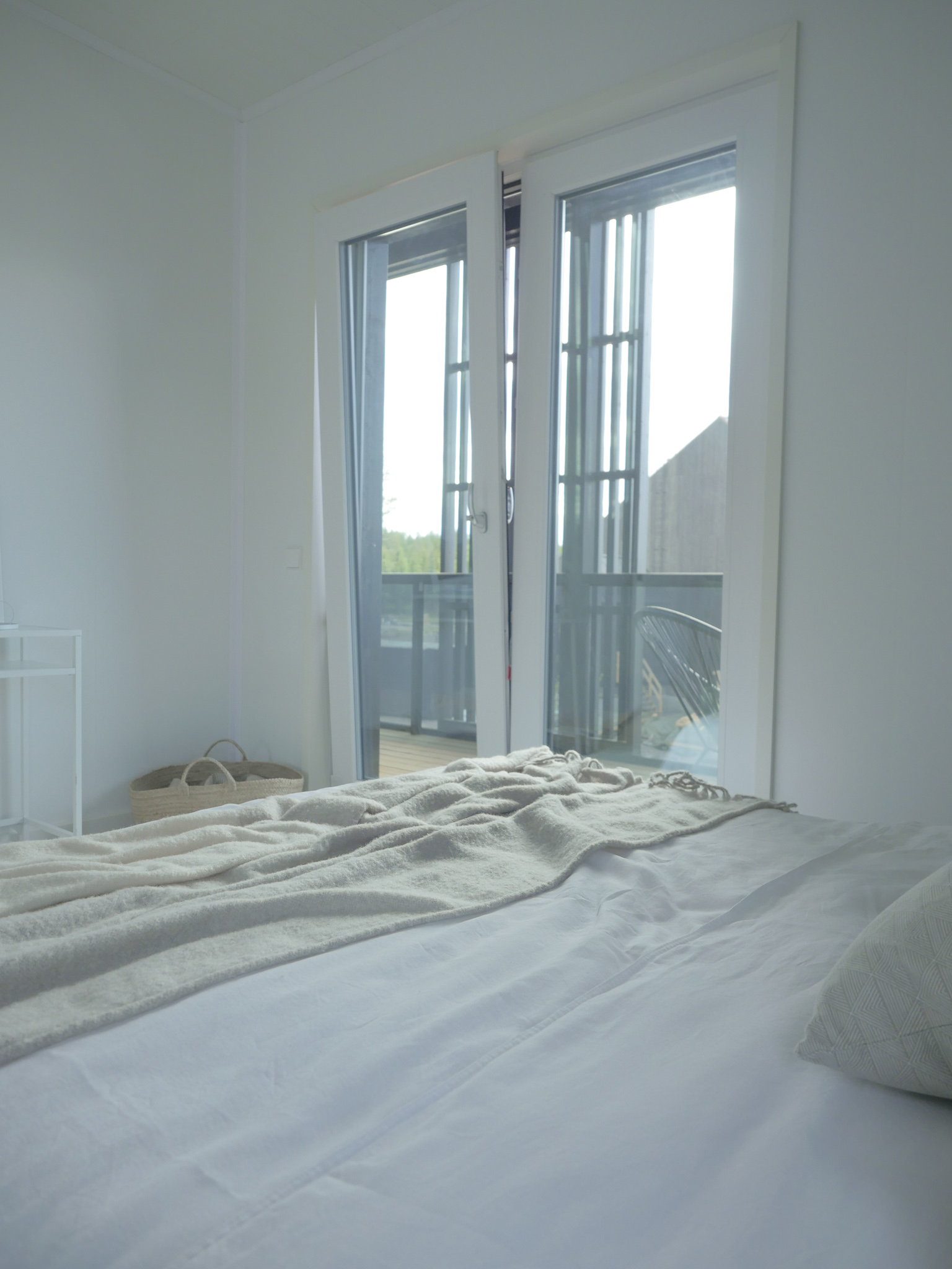 makuuhuone kippi-ikkuna